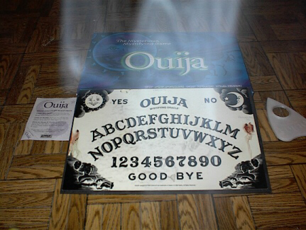 Ouiji Boards